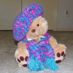 Honey Bear with Custom Outfit