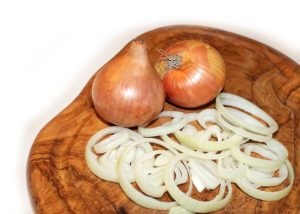 onions also have antibiotic properties to benefit you. I can eat onions anymore as they don't like me...