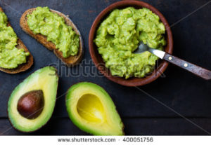 Do you like avocados? Guacamole is delicious & good for you!