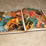 Vintage Salvador Dali Book
