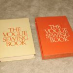Vintage Vogue Sewing Book