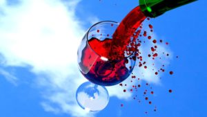 Did you know that wine or any other alcohol is not good for anxiety?